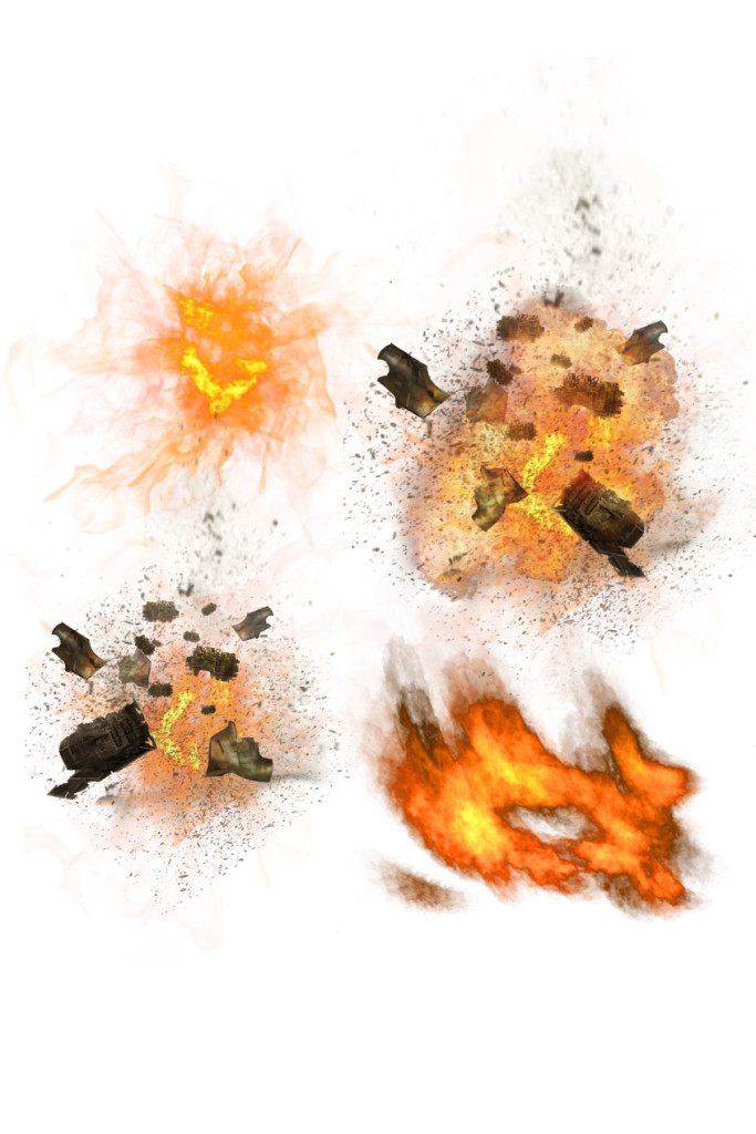 10. Explosion