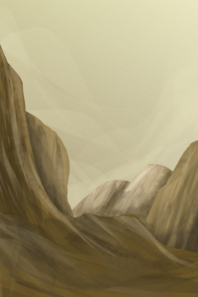4. Desert draft one
