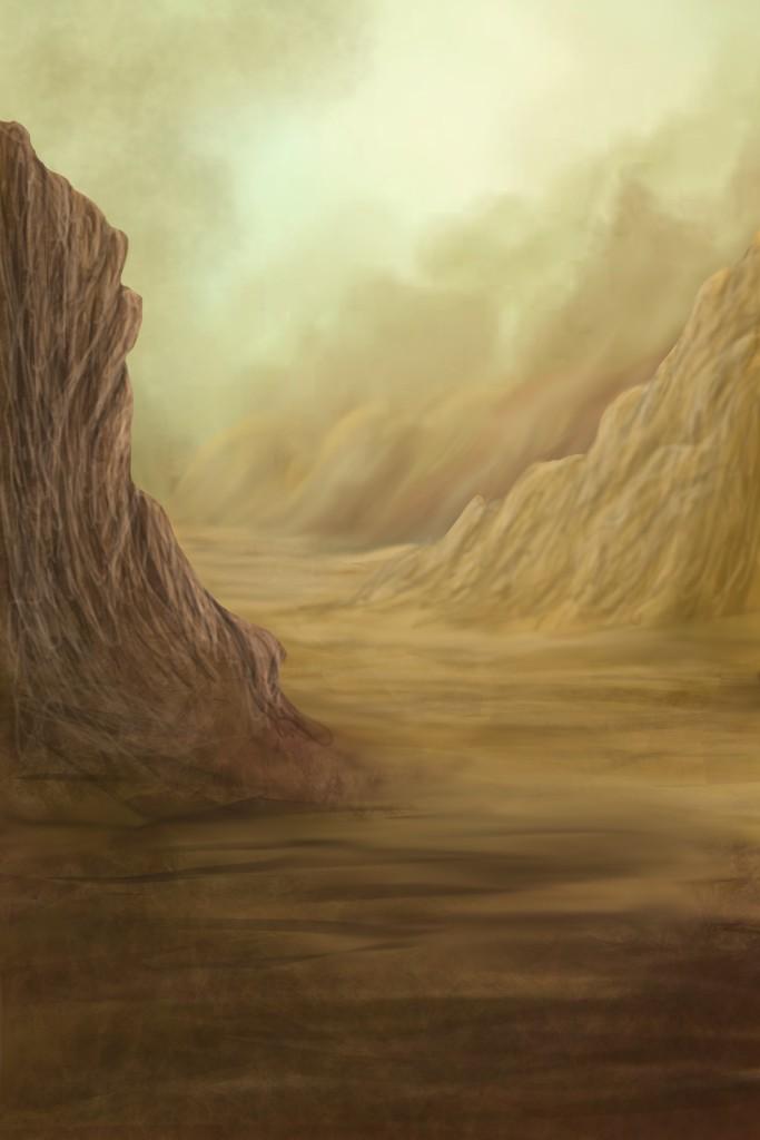 5. Desert draft two
