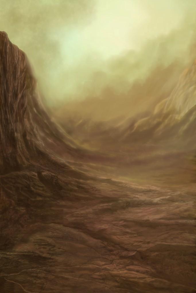 6. Desert draft three